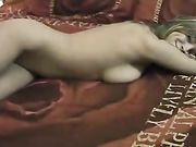 Pareja rusa sexo caliente en la webcam