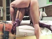 O sexo anal com a esposa de rj